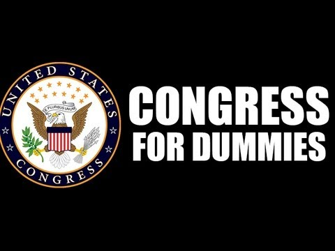 Congress for Dummies -- Article 1 of the Constitution