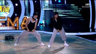 DWTS 6: Με στιλ hip hop  στη σκηνή η Βαλαβάνη