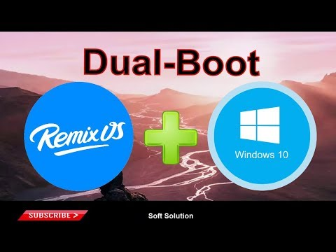 How to Download and Install Dual Boot Remix Os with Windows 10 Step by Step Guide