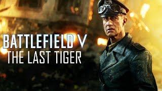 BATTLEFIELD 5 - THE LAST TIGER All Cutscenes  (German War Story) Game Movie 1080p 60FPS