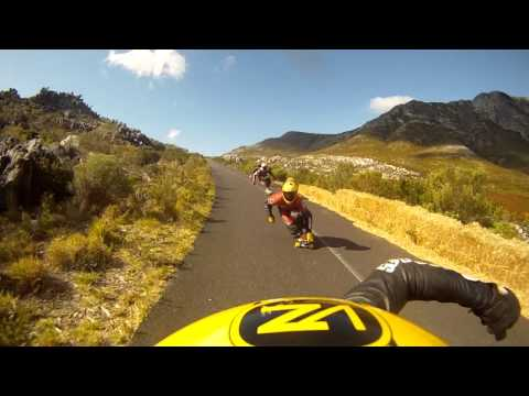 South African Tour Ep. 3: Hot Heels 2012 - Motionboardshop.com