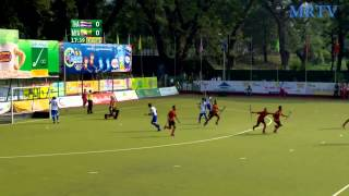 Men Hocky Myanmar Vs Thailand