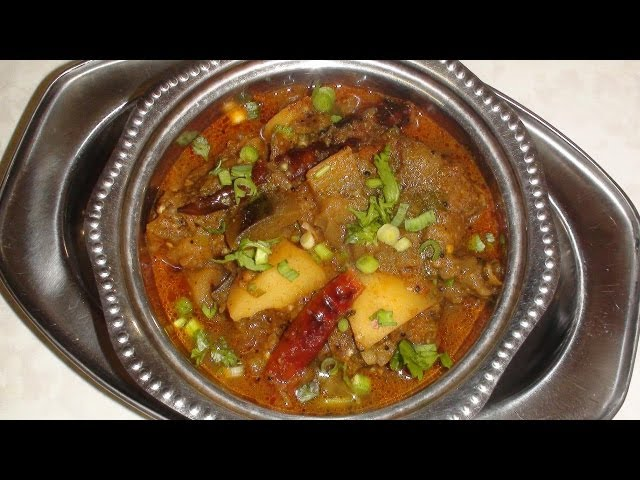 sddefault Aloo Baingan Potatoes and Eggplant    By Manjula