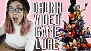Drunk Video Game Lore - Kingdom Hearts