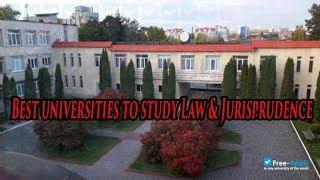 Best universities to study Law & Jurisprudence | Free-Apply.com