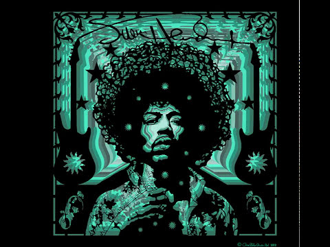 mel fender - Jimi Hendrix cover(instr.heavy version)