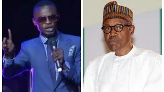 I GO DYE ATTACKS PRESIDENT BUHARI
