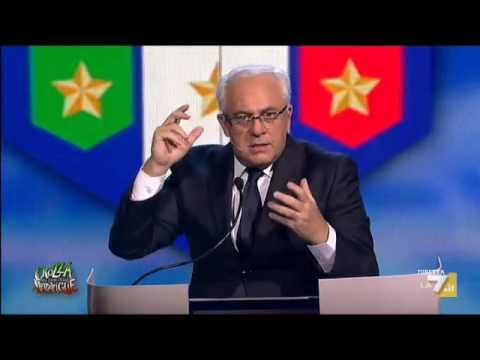 Crozza-Tavecchio risponde a chi gli ha dato del 'Razzista'