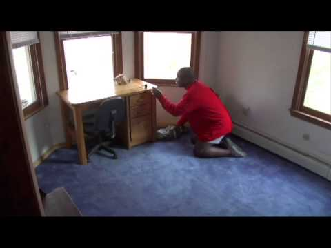 Uncle Lonnie And The Dirty Carpet Mystery
