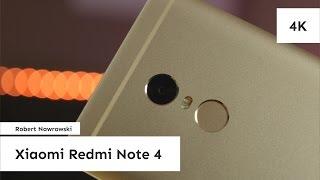 Xiaomi Redmi Note 4 Pierwsze wrażenia
