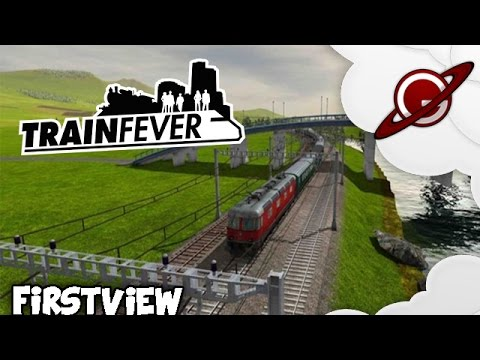Train Fever | Firstview: Enfin un Transport Tycoon !