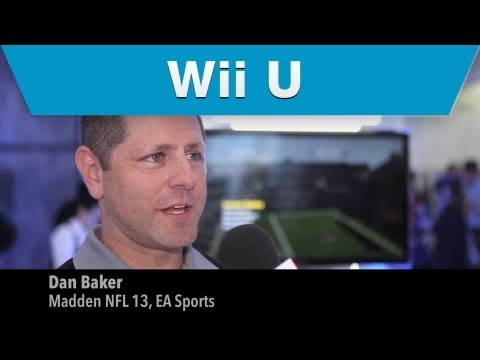 Wii U Preview – Madden NFL 13 Interview