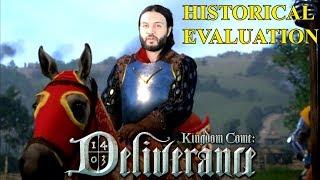 Kingdom Come: Deliverance Full Historical Analysis
