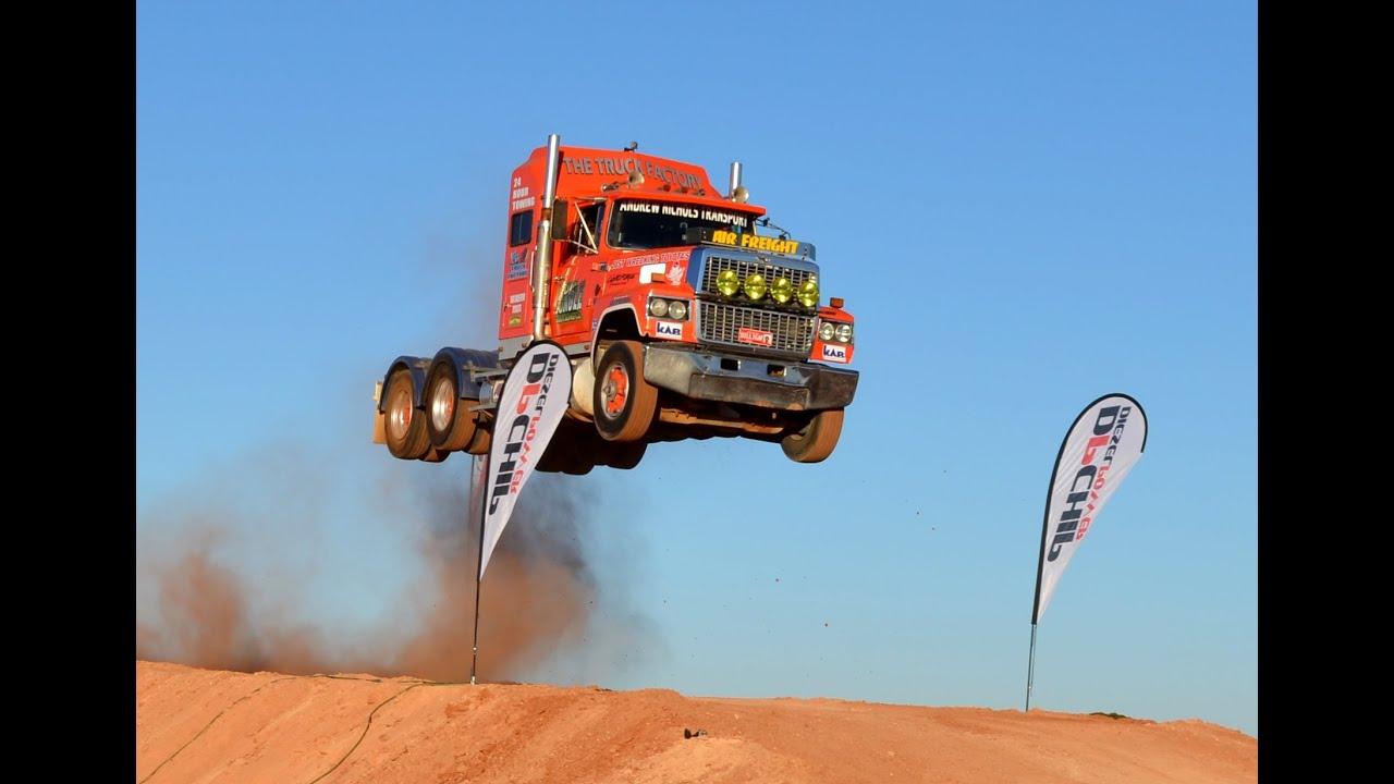 Semi Truck Ramps Semi Truck Jump Prime Mover