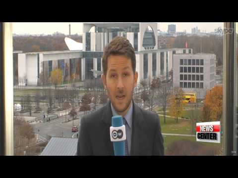 Europe migrant crisis: DW political correspondent from Berlin   독일 이민정책 유턴하나? DW