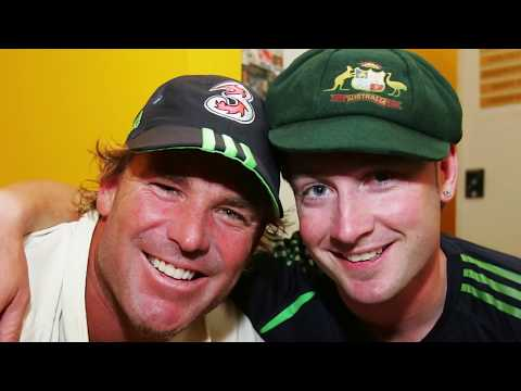 Shane Warne tribute on Michael Clarke's retirement