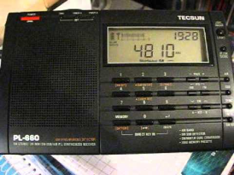 Shortwave Receiver Comparing Test Part 5 - Tecsun PL-660
