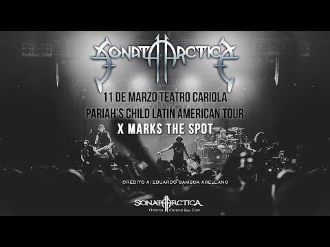 Sonata Arctica - X Marks The Spot