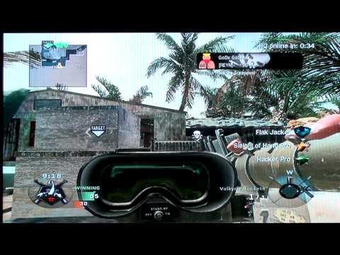 Call Of Duty BLACK OPS -The Aficionados ft Dutch Sholtz (Rap Song)