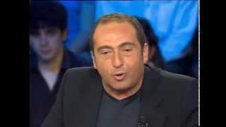 Patrick Timsit - On n'est pas couché 13 décembre 2008 #ONPC