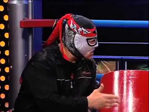 Octagon fuera de AAA vs Fuerza Guerrera!!
