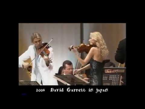 2006 David Garrett Concerto for Two Violins in D minor BWV1043...