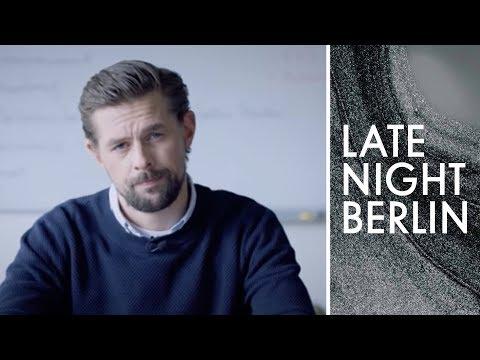Spacey im Büro   Late Night Berlin   ProSieben