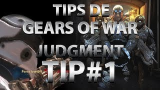 Gears of War JUDGMENT - Tips #1 Tips para ser un Buen Francotirador!!