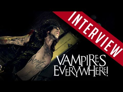 Vampires Everywhere! (2012) Interview: Sex with Michael Vampire and DJ Black