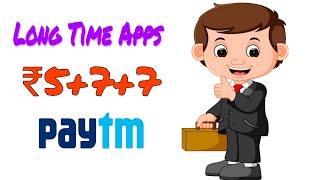 Long Time तक मिलेगा ₹5+7+7 Unlimited !!PAYTM CASH!! 4 New Best Task Complete Earning App