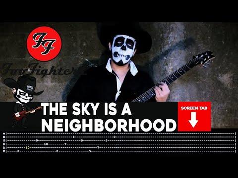 Foo Fighters - The Sky Is A Neighborhood (Guitar Cover by Masuka W/Tab)