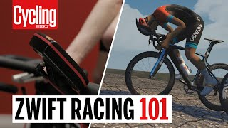 Zwift Racing 101 | Get the low down on e-racing |  Cycling Weekly