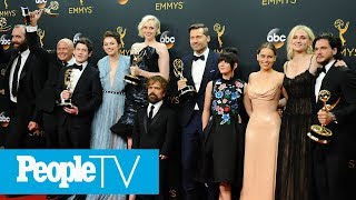 LIVE: The 2018 Emmy Red Carpet: Interviews, Looks & More   PeopleTV