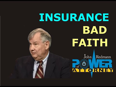 The Need-to-Knows of Insurance Bad Faith