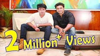 Dev & Sakib khan face to face