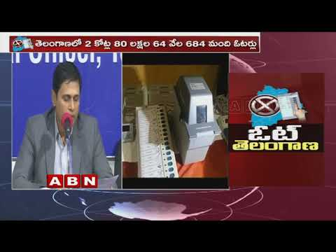 Telangana Assembly Elections 2018 Polling : What to know before voting | Telangana Elections 2018