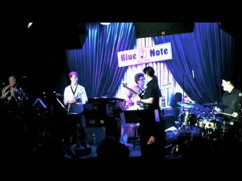 Mauricio Zottarelli 5et - 7 Lives - Blue Note NYC 2011