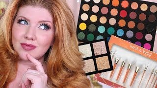 New Makeup from Wet 'N Wild Review | HOLIDAY 2019