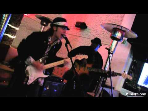 Tush - PJ Barth Band live at Mario Barth's King Ink, The Mirage, Las Vegas