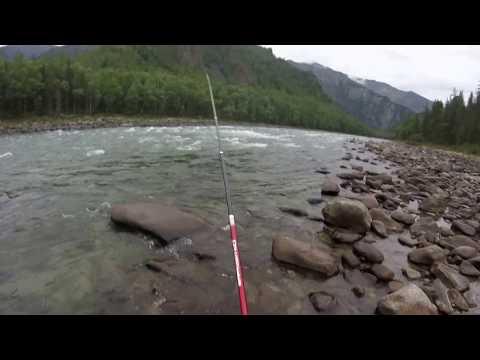 рыбалка на хариуса на оке саянской