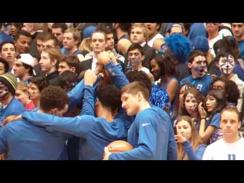 Duke Sweeps Syracuse
