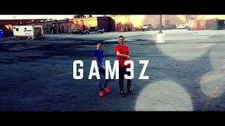 GAM3Z (Official Music Video) - BigHot & LilFreeze (GAMES)
