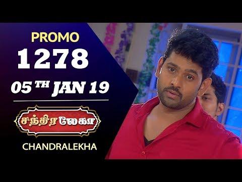 Chandralekha Promo | Episode  1278 | Shwetha | Dhanush | Saregama TVShows Tamil