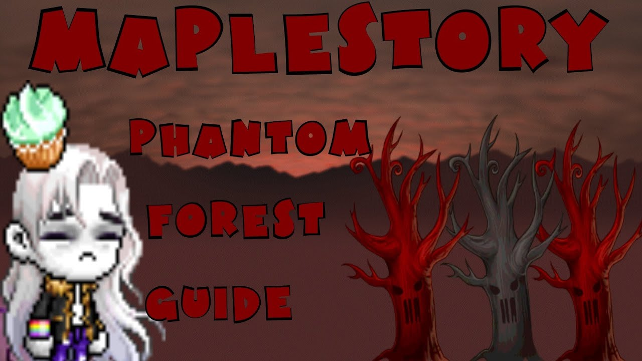 Forest Maplestory Maplestory-phantom Forest