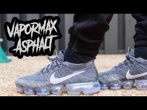 ARE THESE REALLY WORTH $200 ?!? COP OR NOT ?!? NIKE AIR VAPORMAX