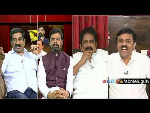 ABN MD Radha Krishna About BJP Situation In AP For 2019 Polls  | Big Debate | RK Punch Dialogues