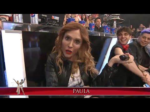 Showmatch 2014 - ¡La increíble imitación a Paula Chaves!
