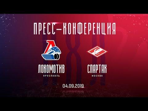 «Локомотив» - «Спартак»: пресс-конференция тренеров