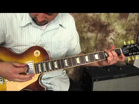 Guns N' Roses Inspired - Style of Paradise City - How to Play on Guitar - Intro -