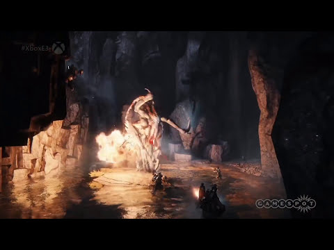 Evolve - E3 2014 New Monster Trailer at Microsoft Press Conference